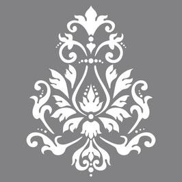 Stencil Brokat