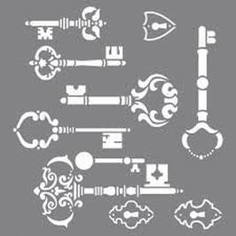 Stencil Schlüssel