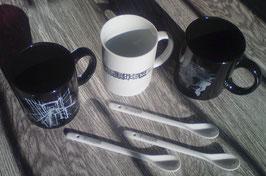 3 Mugs Fenice