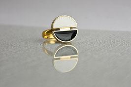 Knopf-Ring 'Ben'