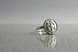Knopf-Ring 'Lasse'