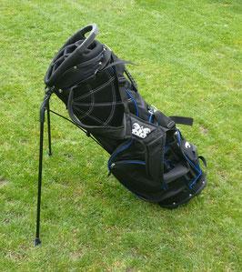 "Yorrx® Golfbag ""Easy One"" – Carrybag/Standbag mit Regenschutzkappe"