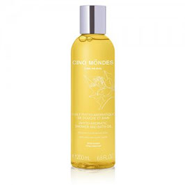 Phyto-Aromatic Shower and Bath oil (Ritual of Siam)
