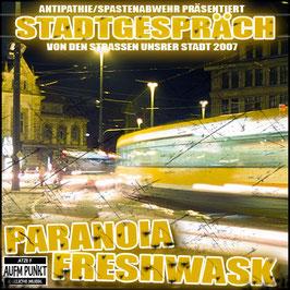 Freshwask/Paranoia - Von den Strassen unserer Stadt 2 (Download)