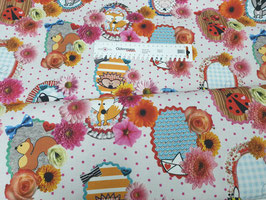 Dekostoff Fabric fever by Cherry Picking