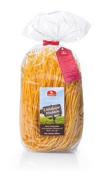 Spaghetti Landeier-Nudeln