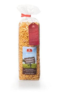Gabel-Spaghetti Landeier-Nudeln