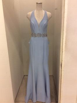 ロングドレス M