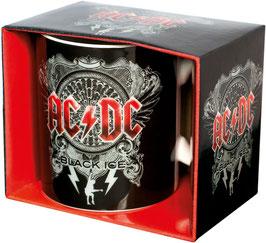 Taza AC/DC Black Ice