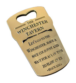 Abrebotellas Winchester Tavern
