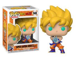 Super Saiyan Son Goku Kamehameha