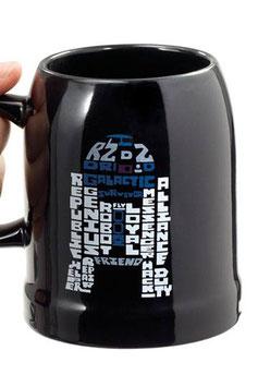 Jarra de Cerveza Básica R2-D2