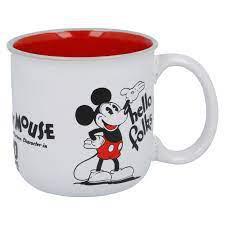 Taza 90 Aniversario de Mickey