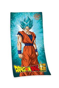 Toalla Super Saiyan God Son Goku 75x150
