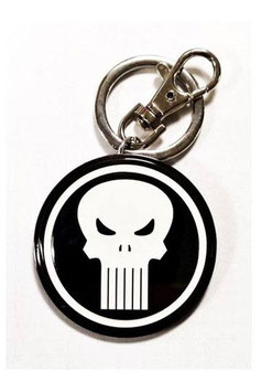 Llavero Metálico The Punisher