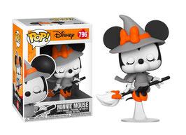 Minnie Mouse Bruja