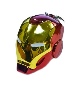 Llavero Casco de Iron Man
