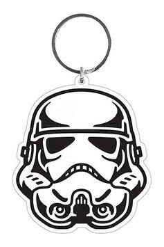 Llavero de Caucho Stormtrooper