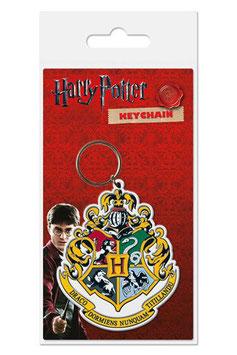Llavero de Caucho de Hogwarts