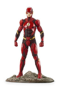 Mini Figura The Flash La Liga de la Justicia (10cm)