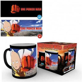 Taza Sensitiva al Calor Saitama One Punch Man