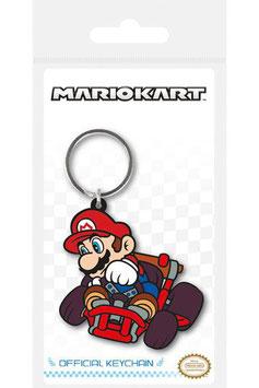 Llavero de Caucho Mario Kart