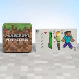 Barajas de Naipes Minecraft