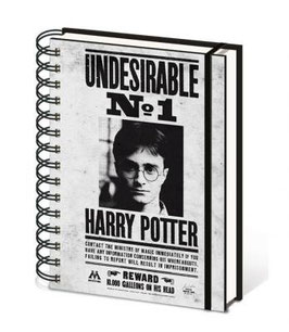 Libreta A4 Undesirable Nº 1