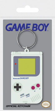Llavero de Caucho Game Boy