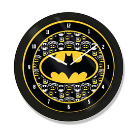 Reloj de Pared Logo Batman