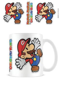 Taza Sticker Mario