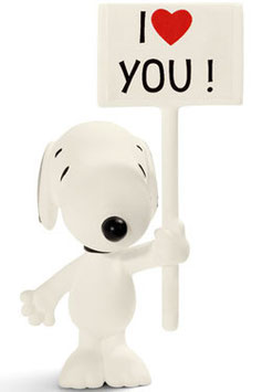 Snoopy  Love you!
