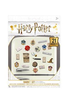 Imanes de Hechicería de Harry Potter