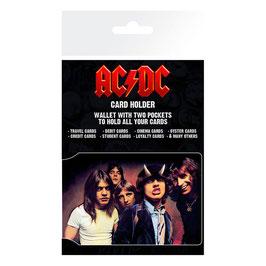 Tarjetero AC/DC Band