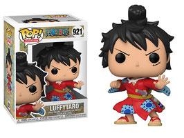 Luffy en Kimono