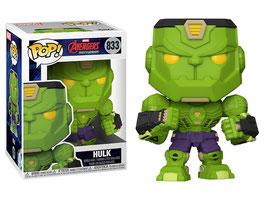 Hulk Mech Strike