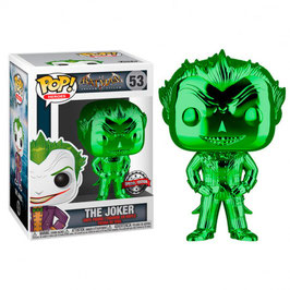 Joker Cromado Verde