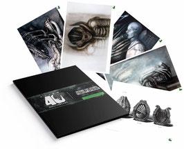 Litografias Alien