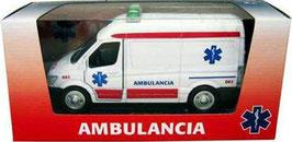 Furgón Ambulancia