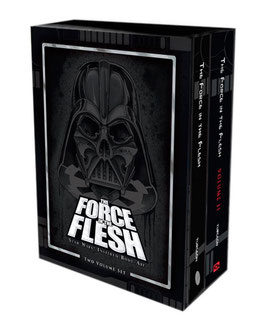 Star Wars Libros Volumen I y II The Force in The Flesh