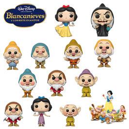 Blancanieves Pack 12 Funkos