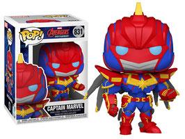 Capitana Marvel Mech Strike