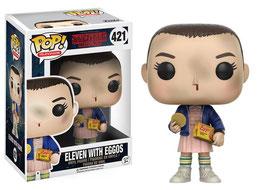 Eleven con Eggos