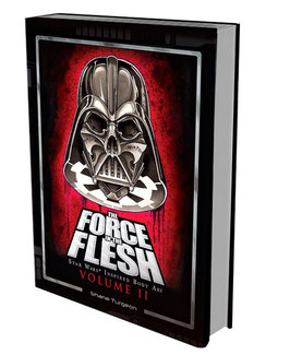 Star Wars Libros Volumen II The Force in The Flesh