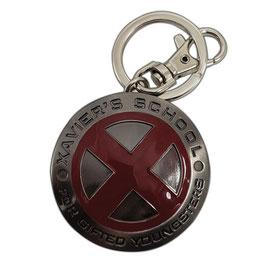 Llavero Metálico Logo X-Men