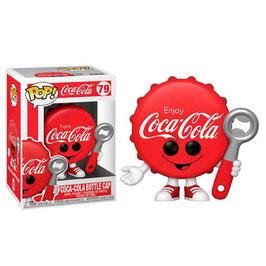 Chapa Botella Coca-Cola