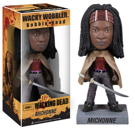 Michonne Bobble Head
