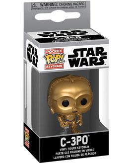 Llavero Funko Pop C-3PO