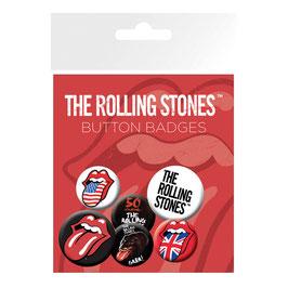Chapas Rolling Stones