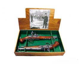 Set/2 Pistolas de Duelo del S VIII